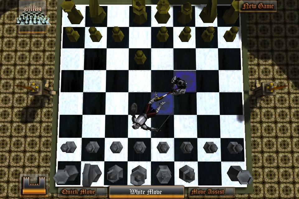 Screenshot Morph Chess 3D